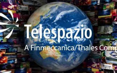 Certificata ISO/IEC 27001 TELESPAZIO