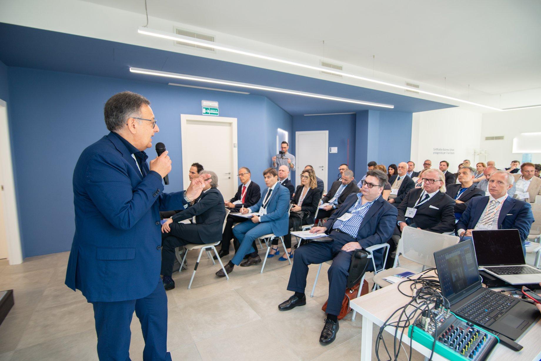 Milano, inaugurati i nuovi uffici di Certification