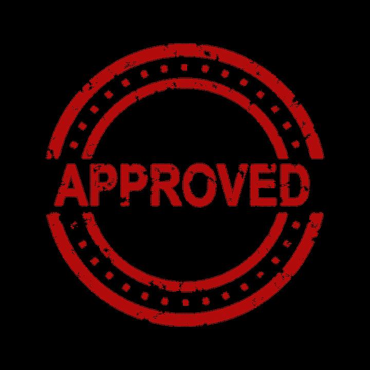 La storia del marchio approved 5254258 960 720