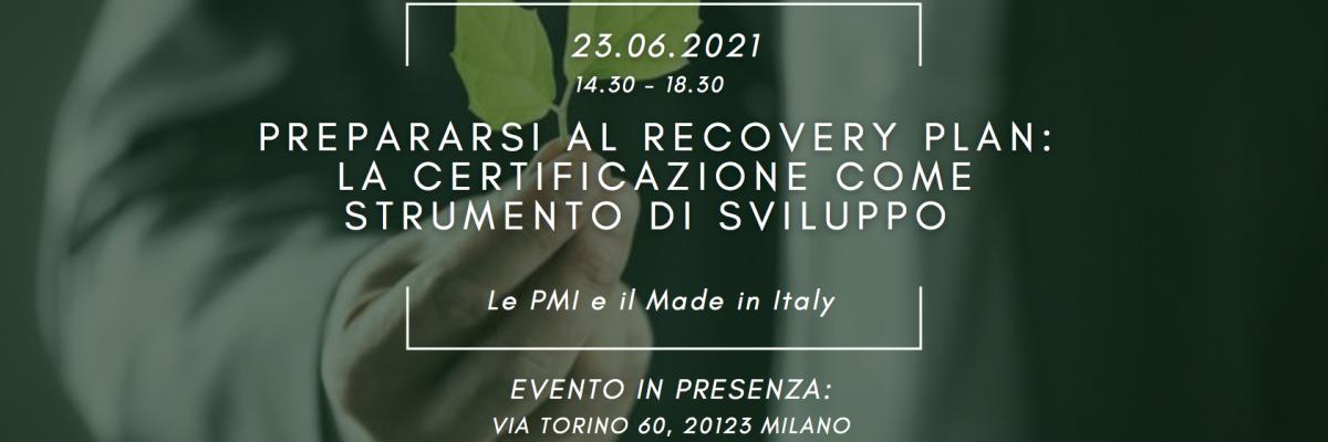 Evento PMI & Made in Italy